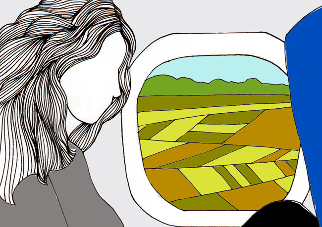 6.  A Cross-Country Flight; A Second Thought