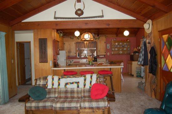 Cowboy Living Room