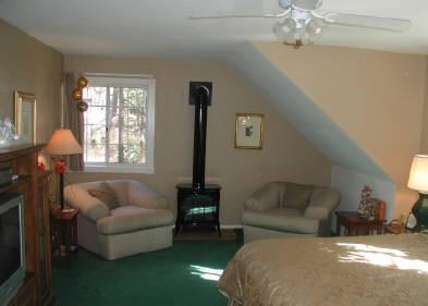 Swan Lake Room