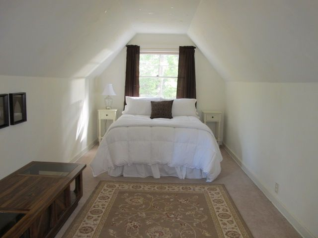 Upstairs Master - Full Bed