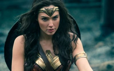 The Single Best Thing the WONDER WOMAN Movie Taught Me About Writing